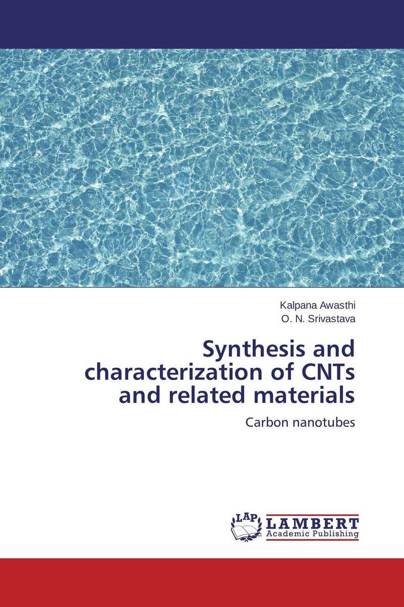 Kalpana Awasthi and O. N. Srivastava Synthesis and characterization of CNTs and related materials shyam singh and l p awasthi characterization and management of viral diseases of papaya