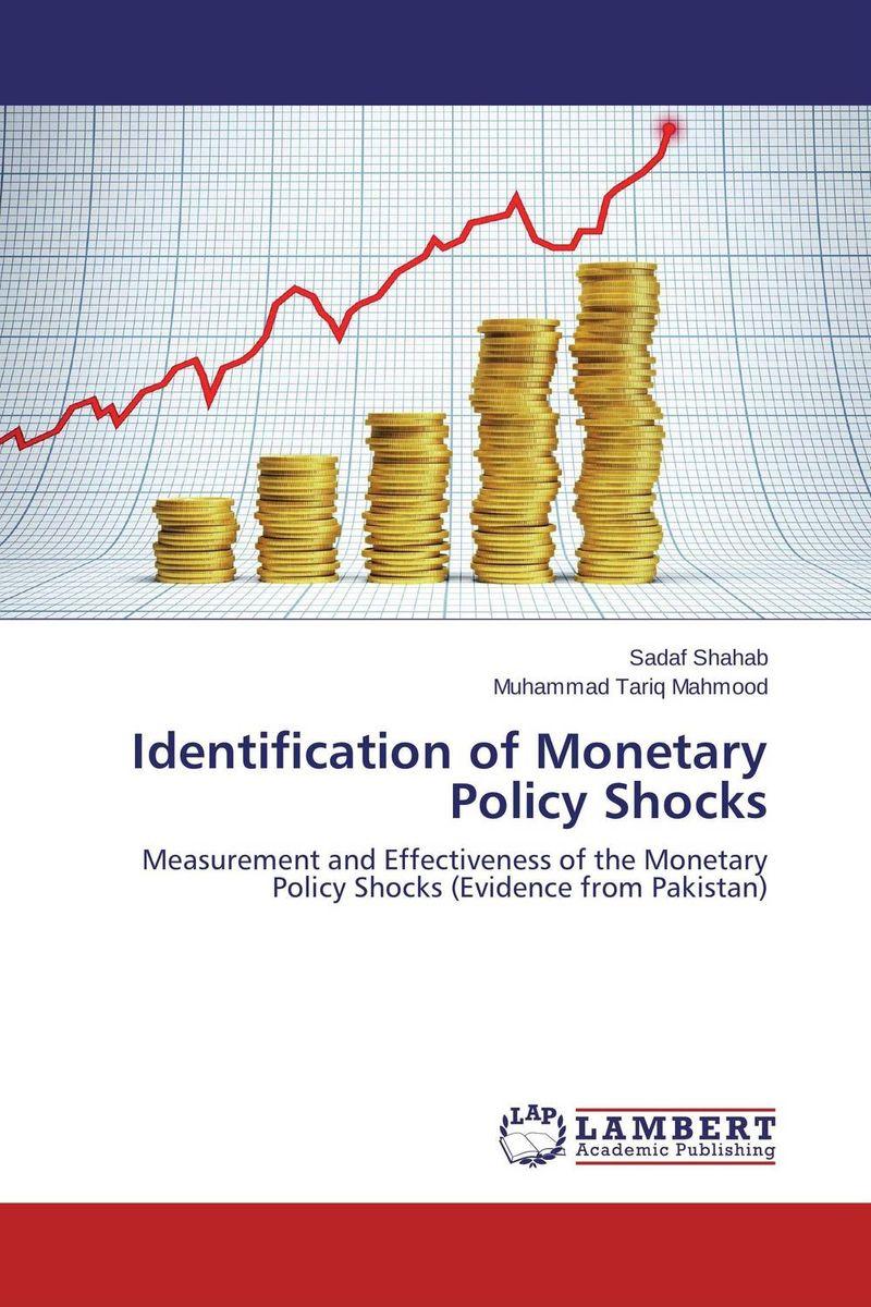 Identification of Monetary Policy Shocks