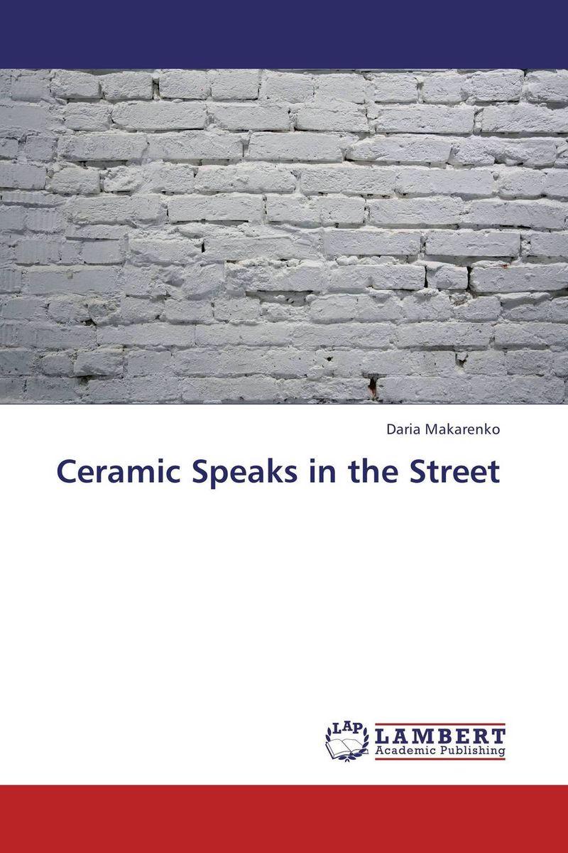 Ceramic Speaks in the Street