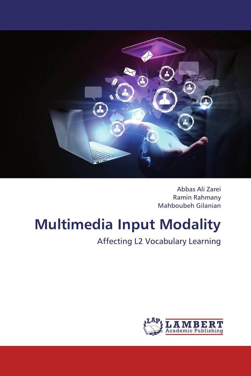 Multimedia Input Modality