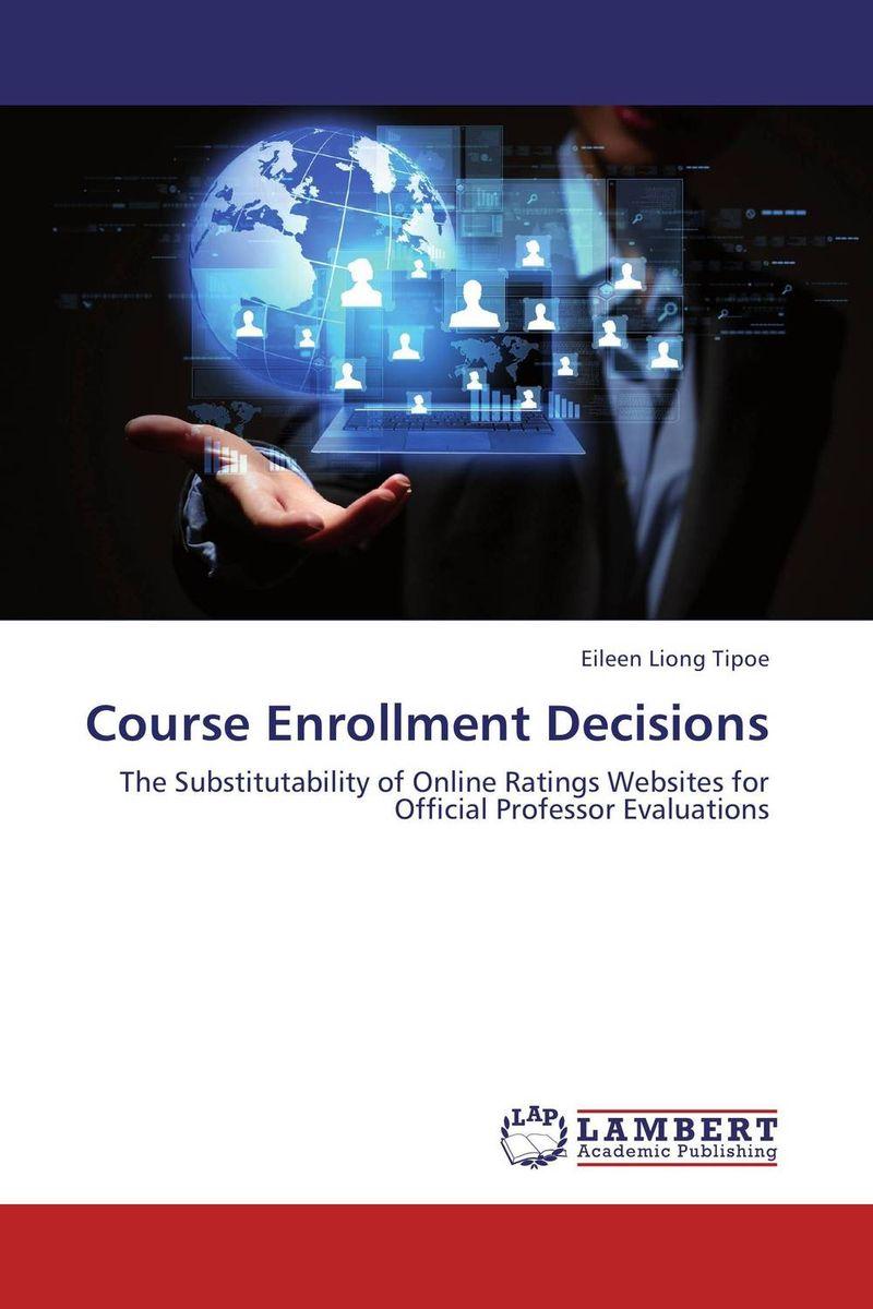 Course Enrollment Decisions