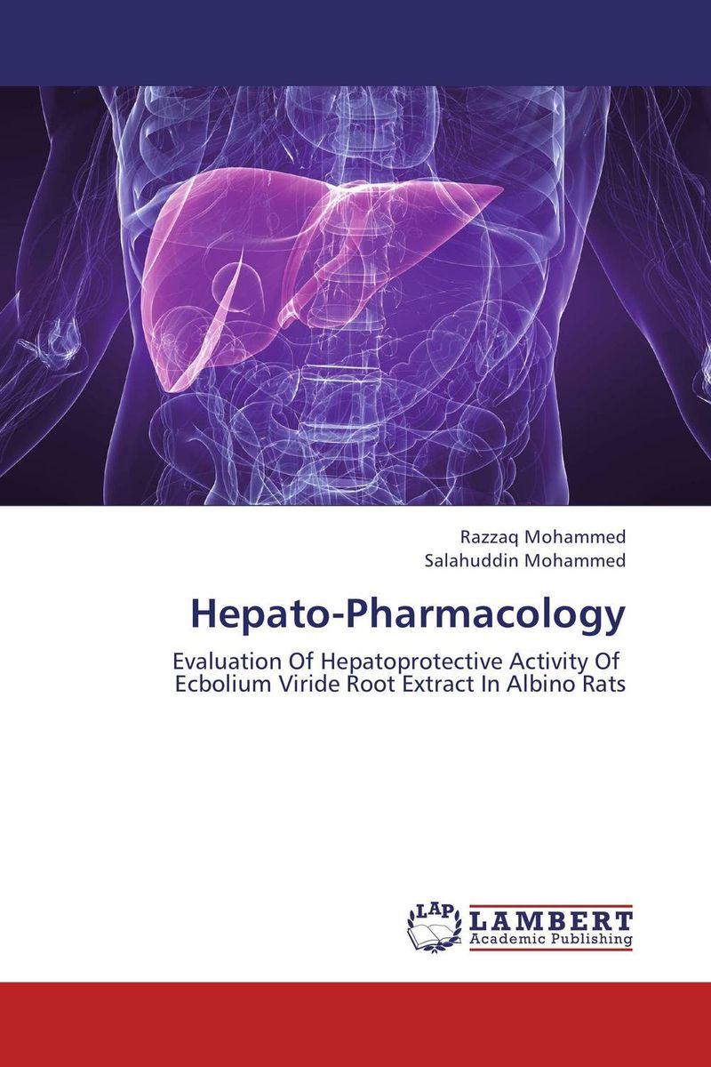 Hepato-Pharmacology