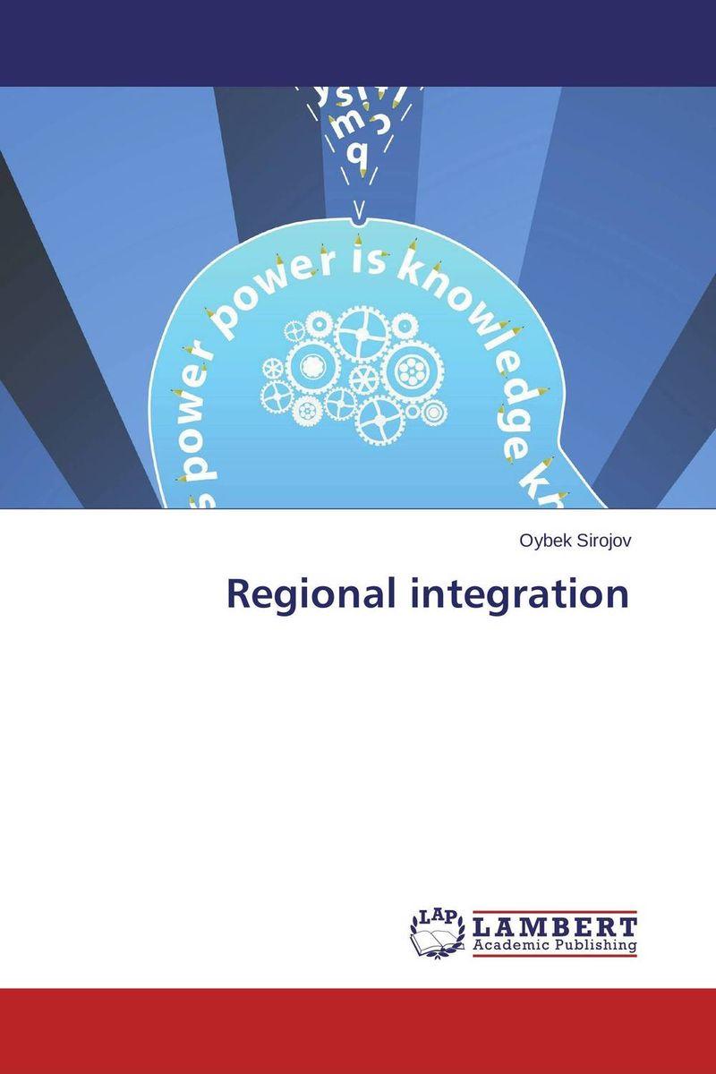 Oybek Sirojov Regional integration