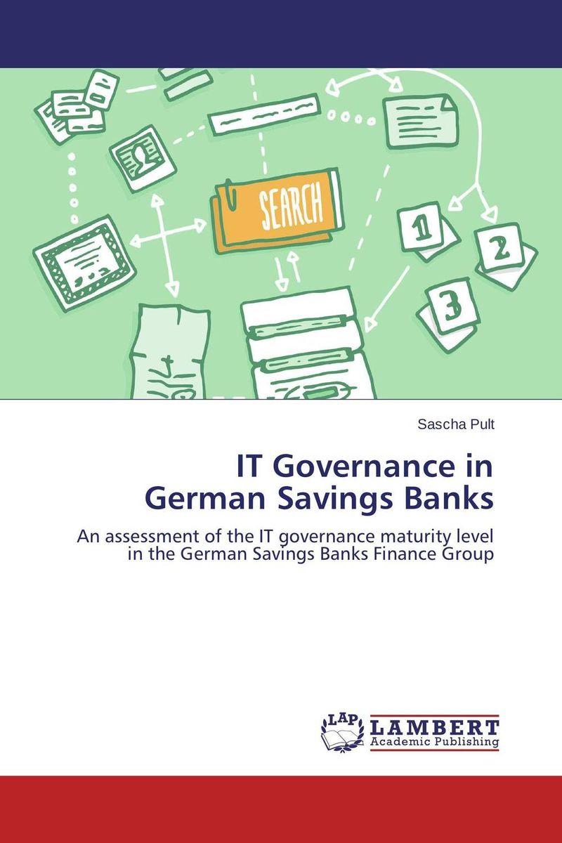 IT Governance in German Savings Banks