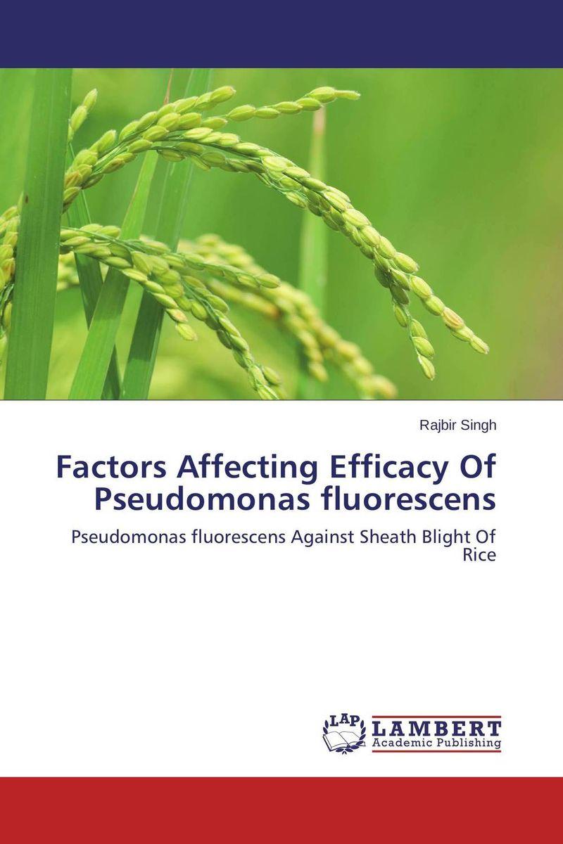 Rajbir Singh Factors Affecting Efficacy Of Pseudomonas fluorescens baljit singh polymeric pesticide delivery systems to control environmental hazards