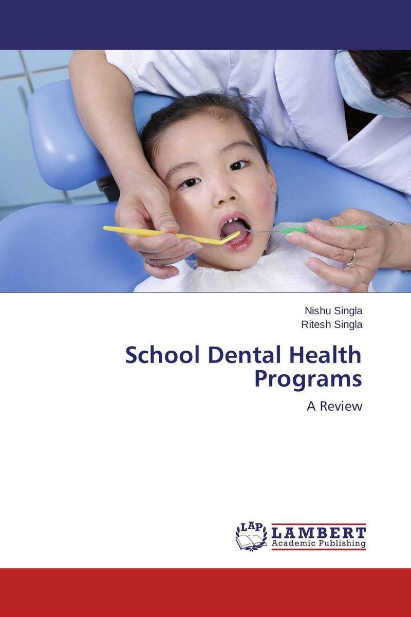 School Dental Health Programs