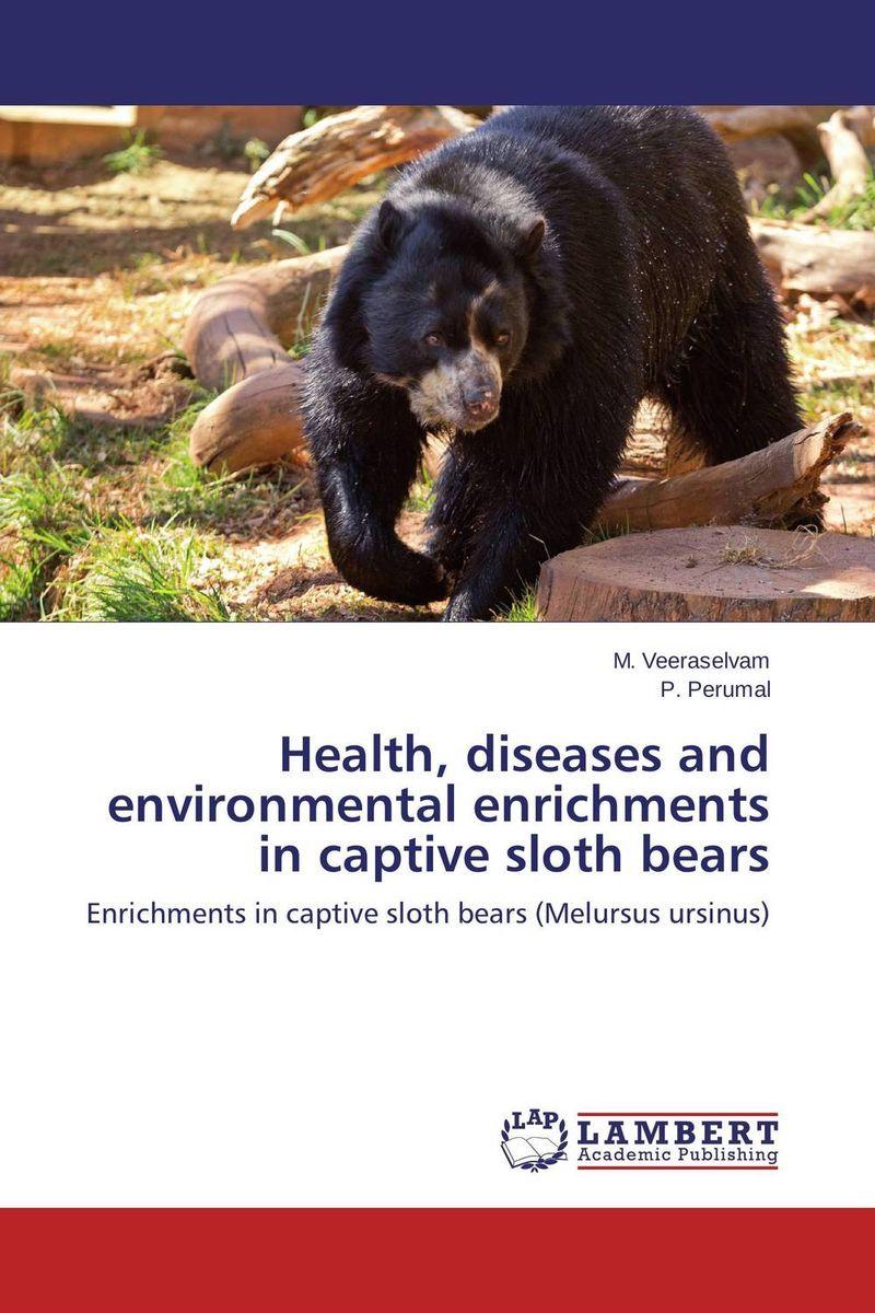 M. Veeraselvam and P. Perumal Health, diseases and environmental enrichments in captive sloth bears shyam singh and l p awasthi characterization and management of viral diseases of papaya