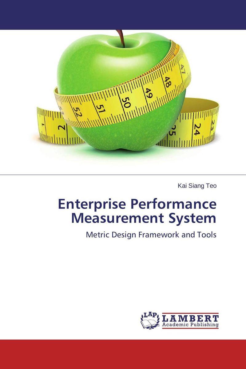 Enterprise Performance Measurement System