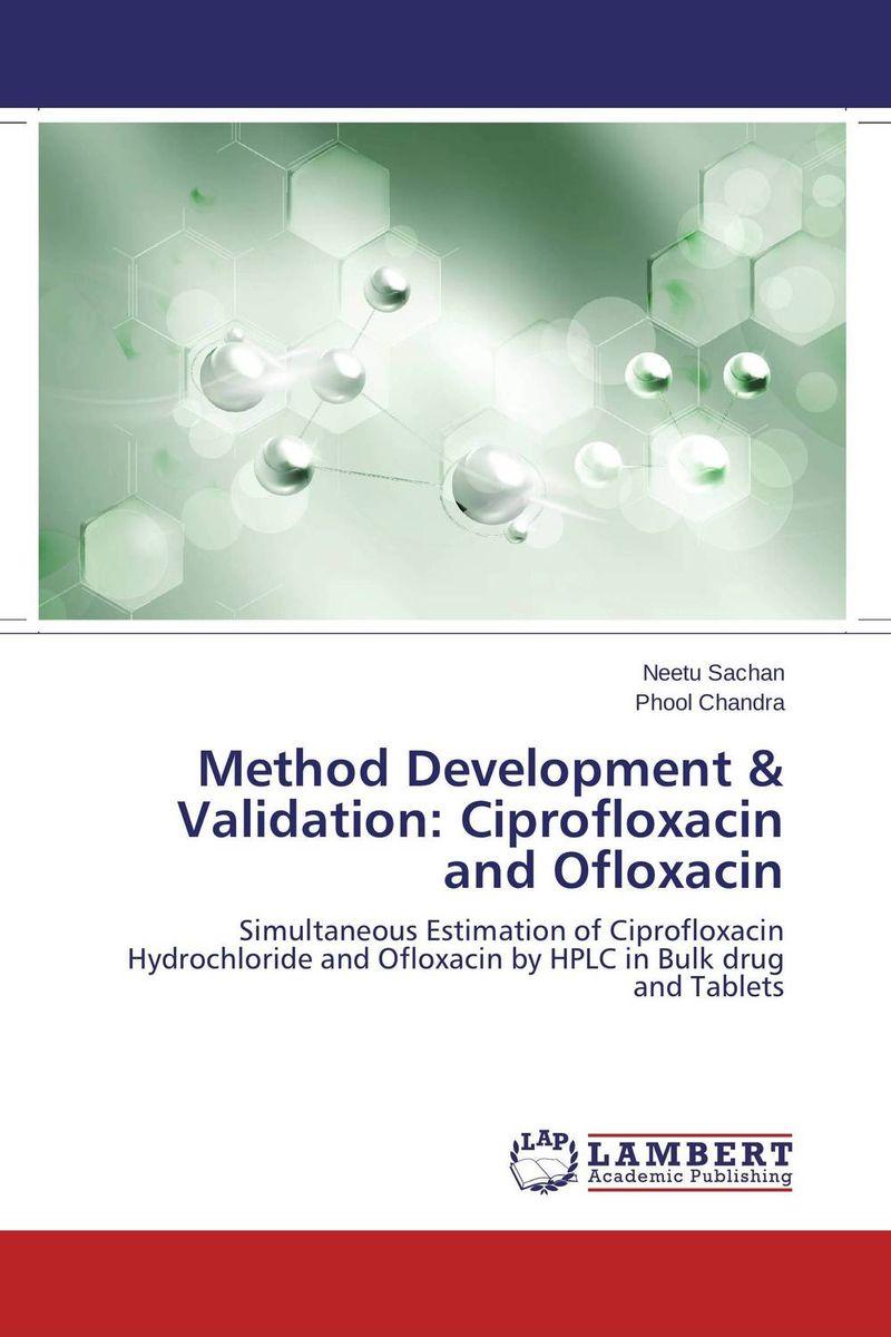 Method Development & Validation: Ciprofloxacin and Ofloxacin