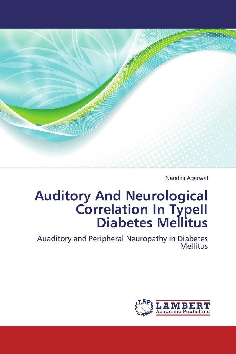Auditory And Neurological Correlation In TypeII Diabetes Mellitus