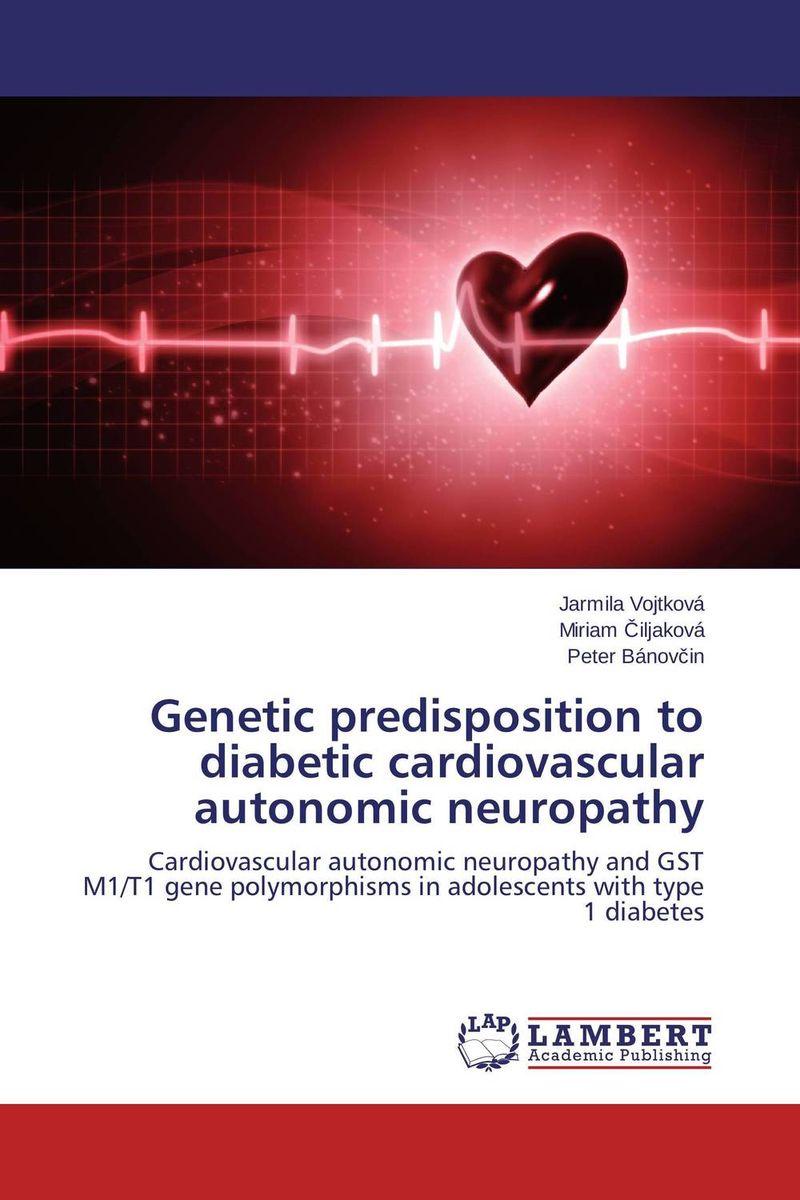 Genetic predisposition to diabetic cardiovascular autonomic neuropathy