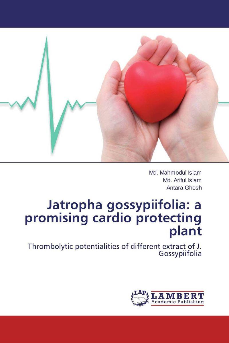 Jatropha gossypiifolia: a promising cardio protecting plant