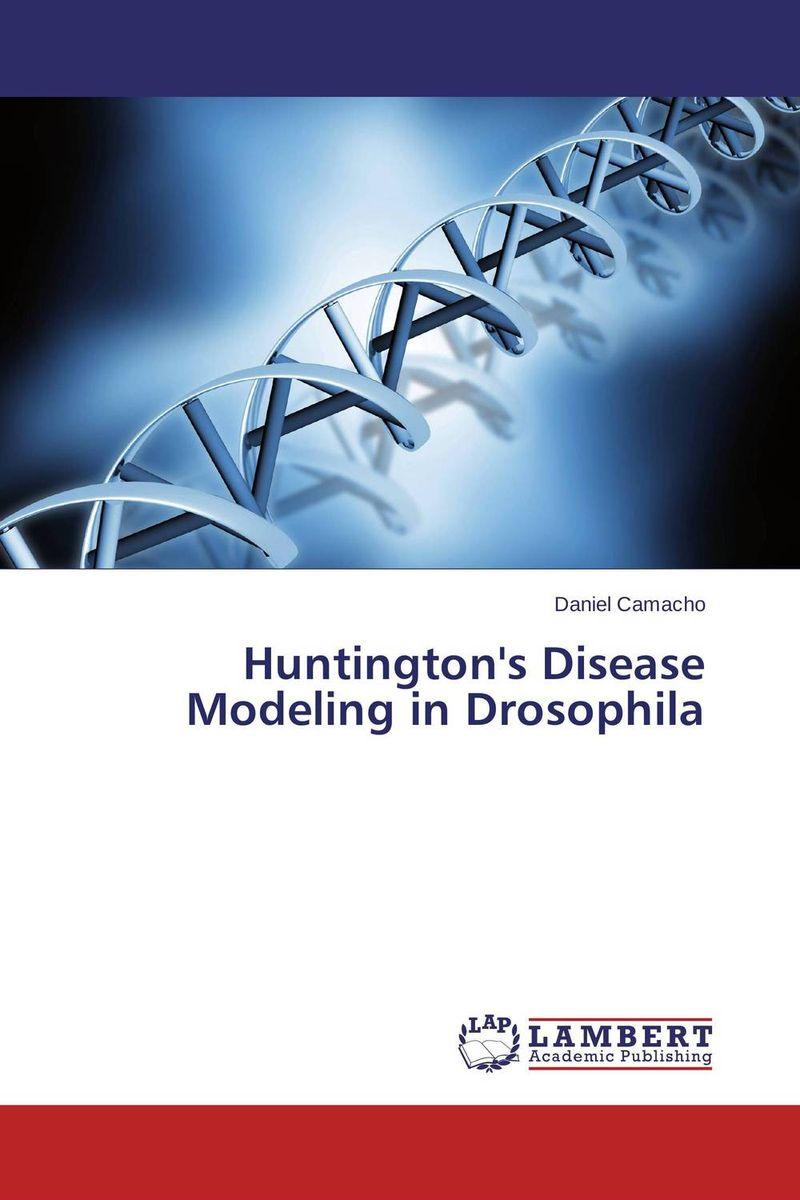 Huntington's Disease Modeling in Drosophila