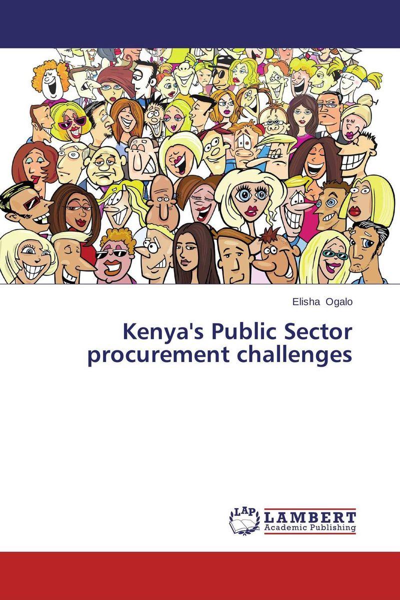 Kenya's Public Sector procurement challenges