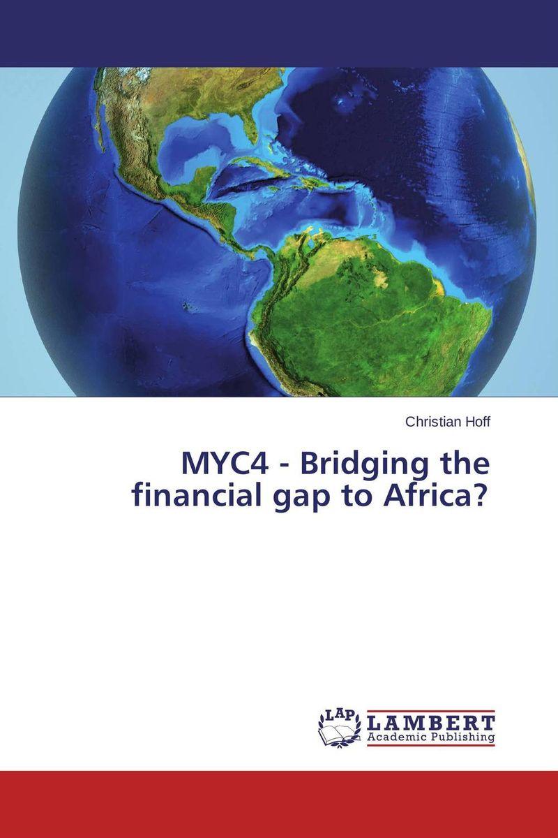 Christian Hoff MYC4 - Bridging the financial gap to Africa? hoff кресло вращающееся high tech