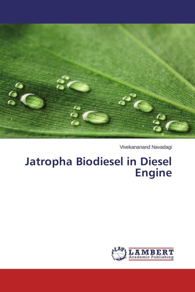 Jatropha Biodiesel in Diesel Engine