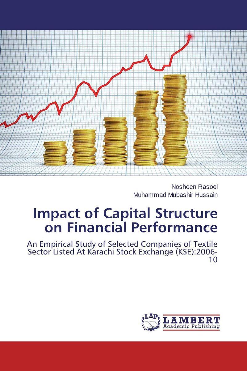 Nosheen Rasool and Muhammad Mubashir Hussain Impact of Capital Structure on Financial Performance