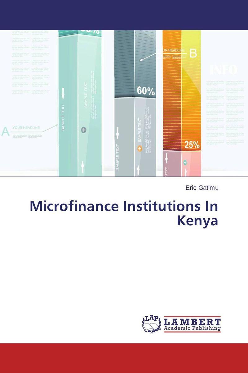 Microfinance Institutions In Kenya