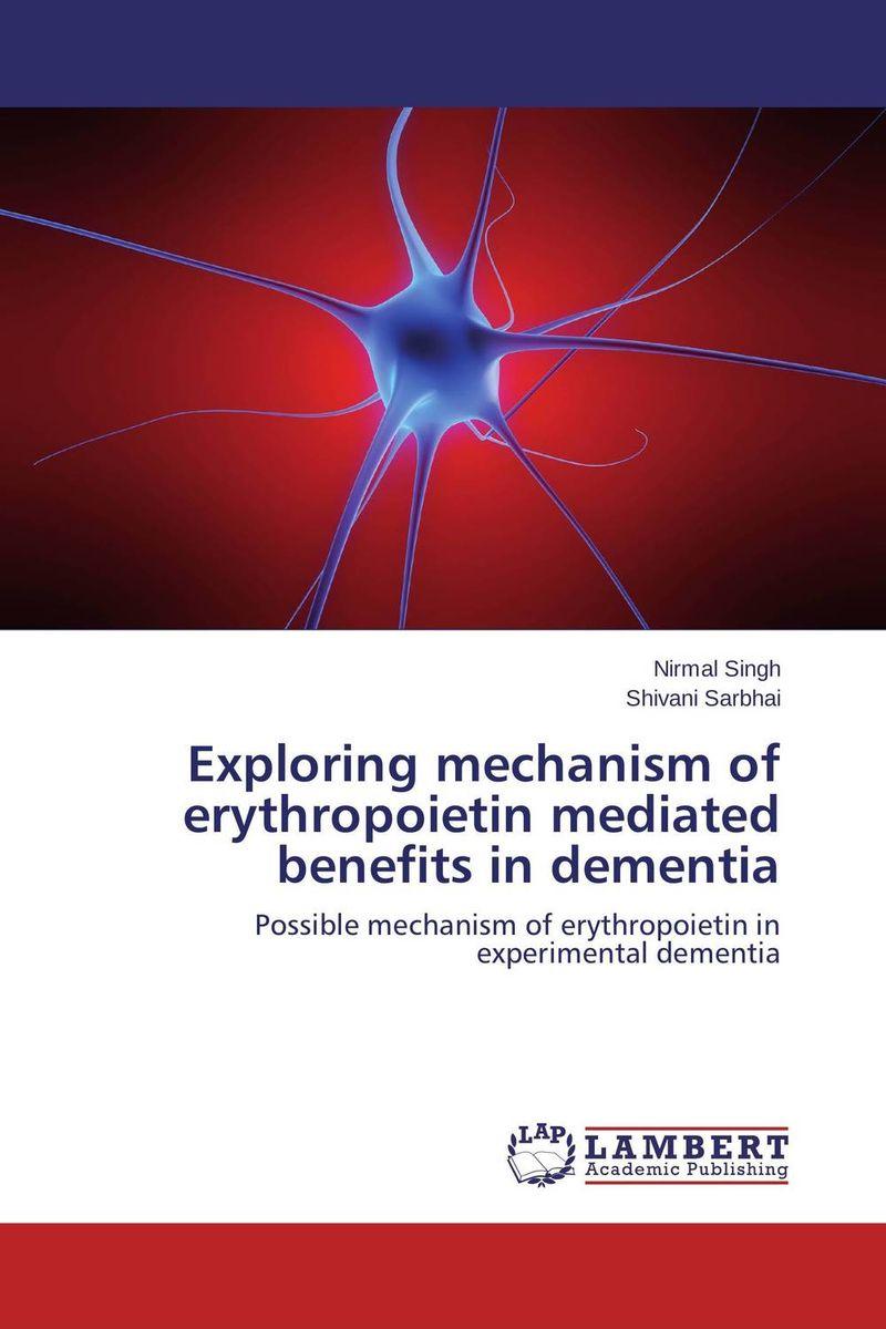Exploring mechanism of erythropoietin mediated benefits in dementia