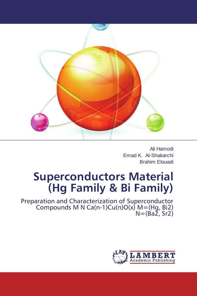 Superconductors Material (Hg Family & Bi Family)