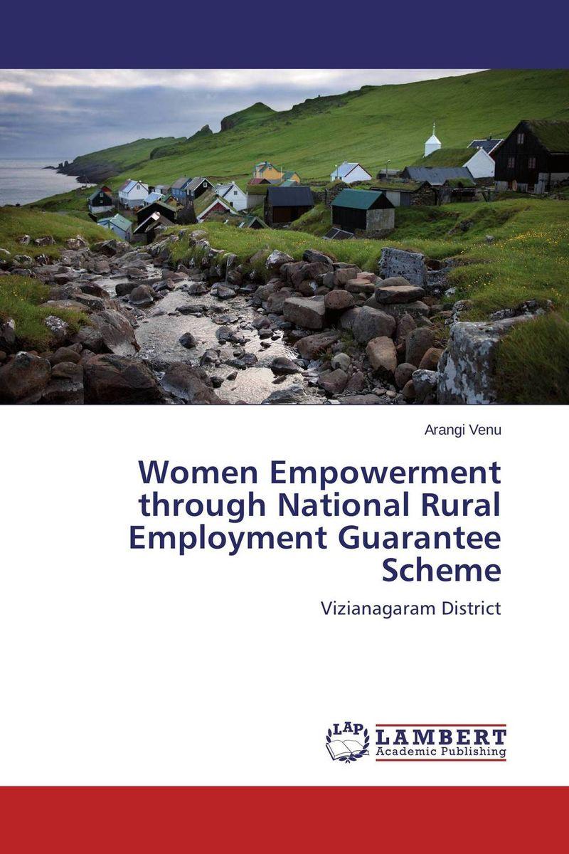 Women Empowerment through National Rural Employment Guarantee Scheme