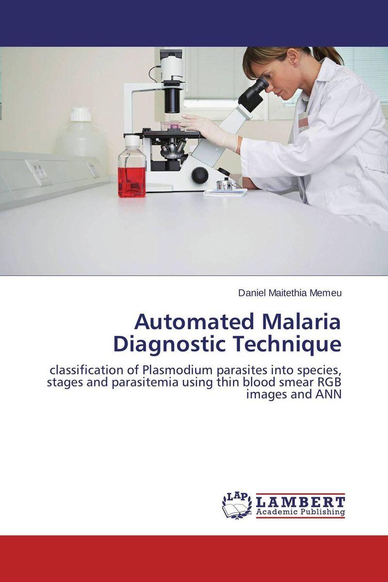 Automated Malaria Diagnostic Technique