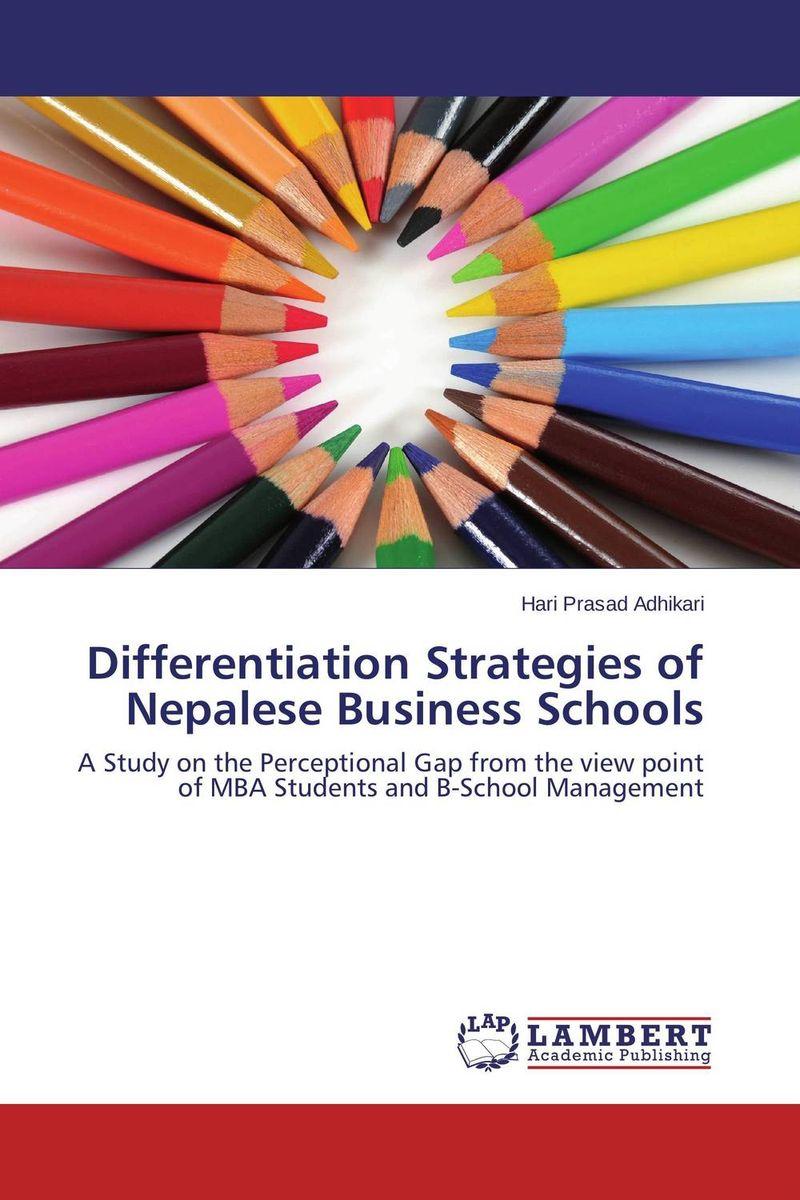 Differentiation Strategies of Nepalese Business Schools