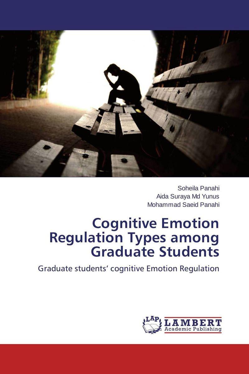 Cognitive Emotion Regulation Types among Graduate Students