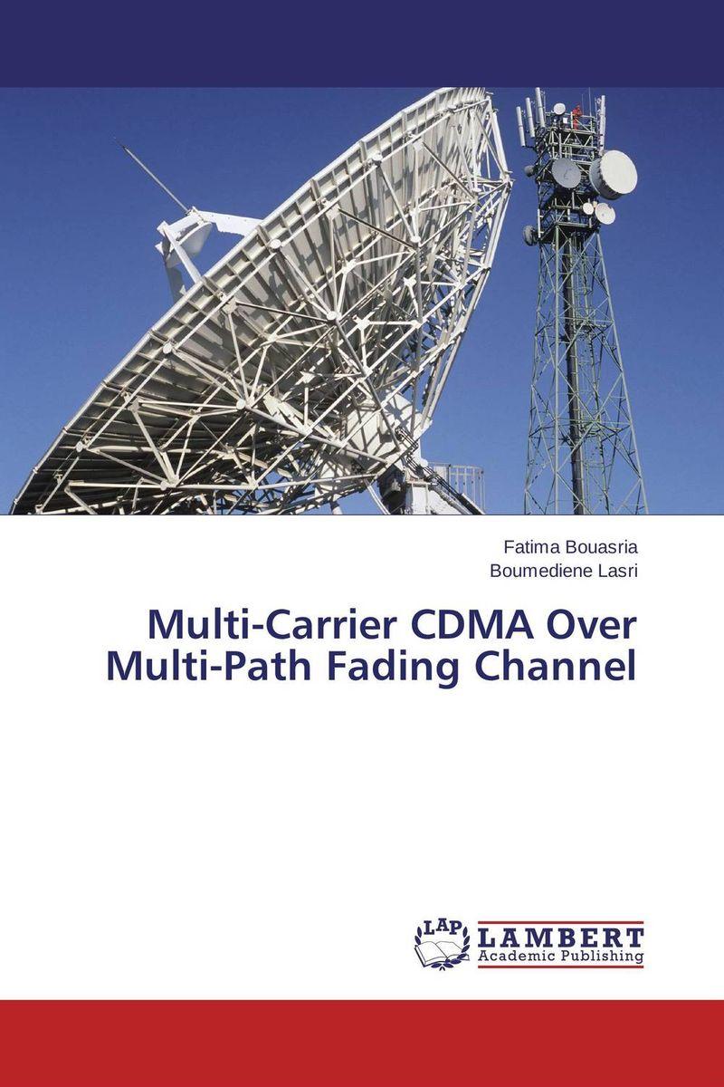 Multi-Carrier CDMA Over Multi-Path Fading Channel