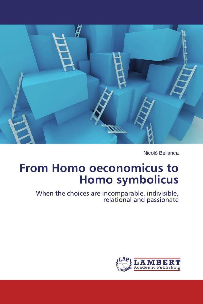 From Homo oeconomicus to Homo symbolicus