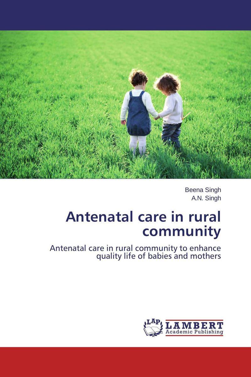 Antenatal care in rural community