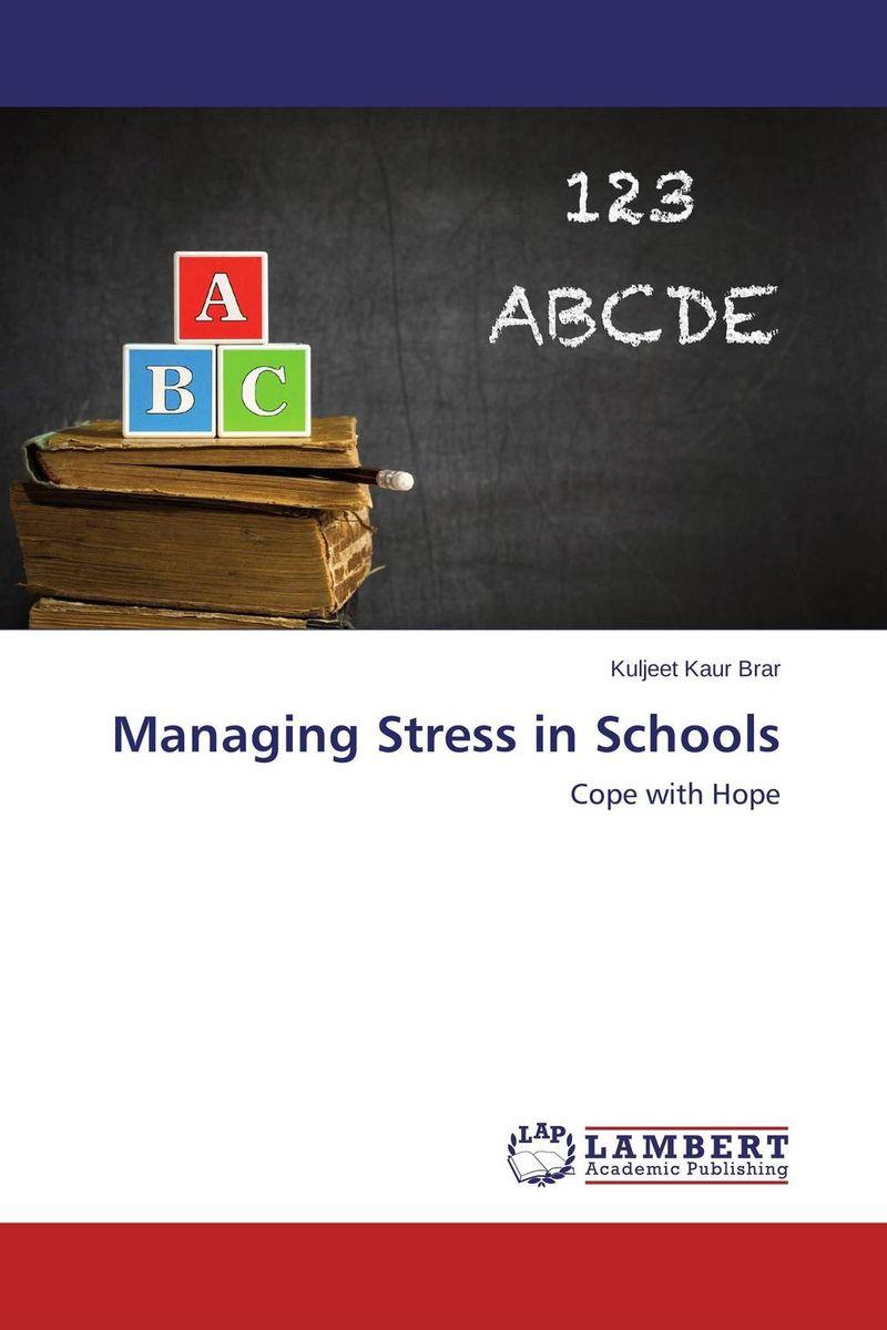 Managing Stress in Schools
