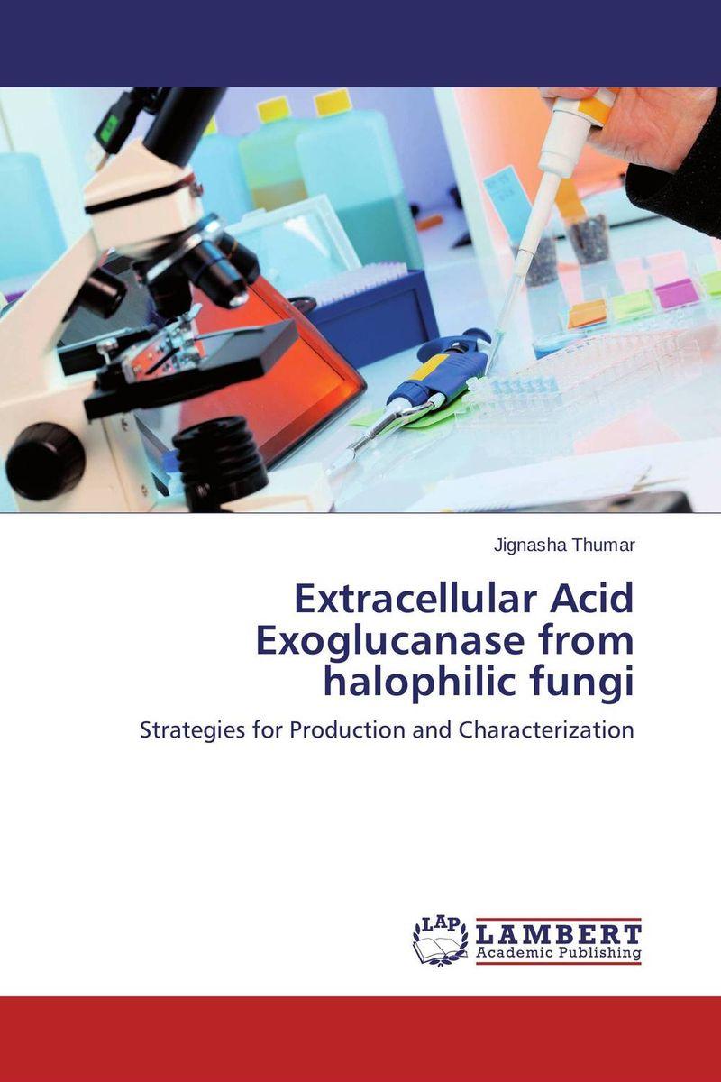 Extracellular Acid Exoglucanase from halophilic fungi