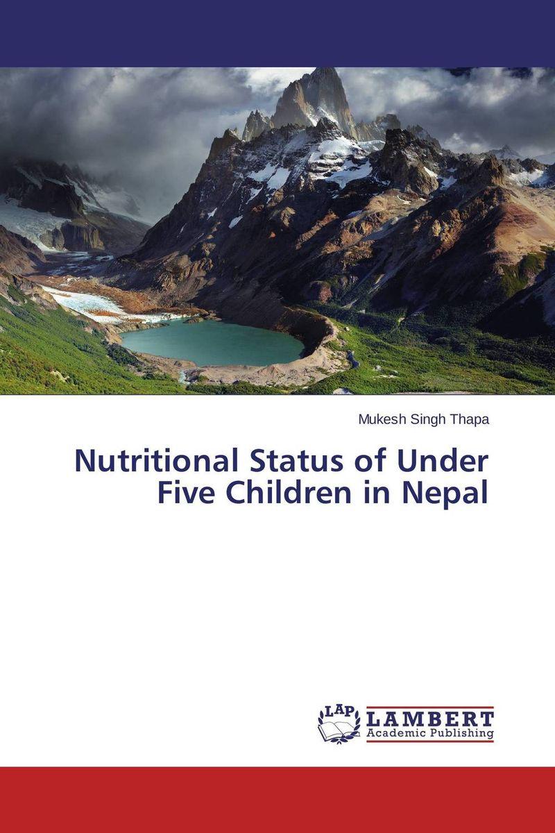 Mukesh Singh Thapa Nutritional Status of Under Five Children in Nepal ranbir singh and amarjit singh status of haryana tourism