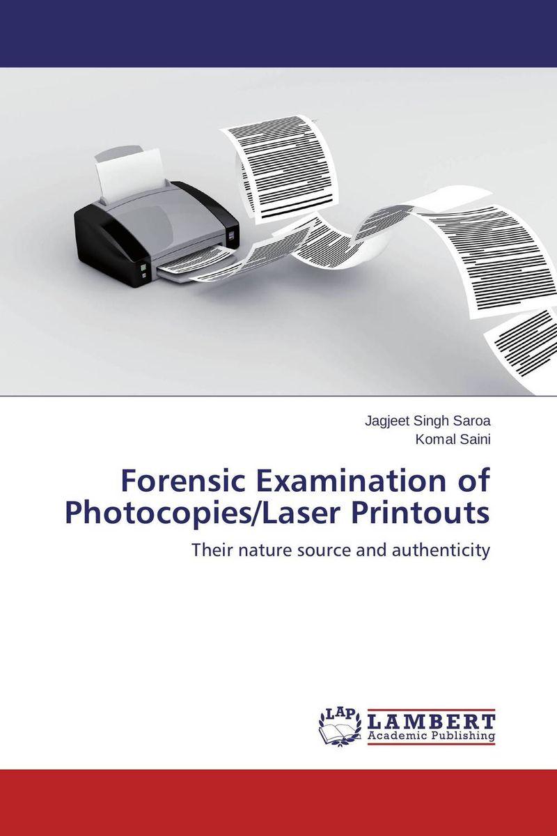 Jagjeet Singh Saroa and Komal Saini Forensic Examination of Photocopies/Laser Printouts manpreet kaur saini ravinder singh mann and gurpreet singh an efficient lossless medical image compression