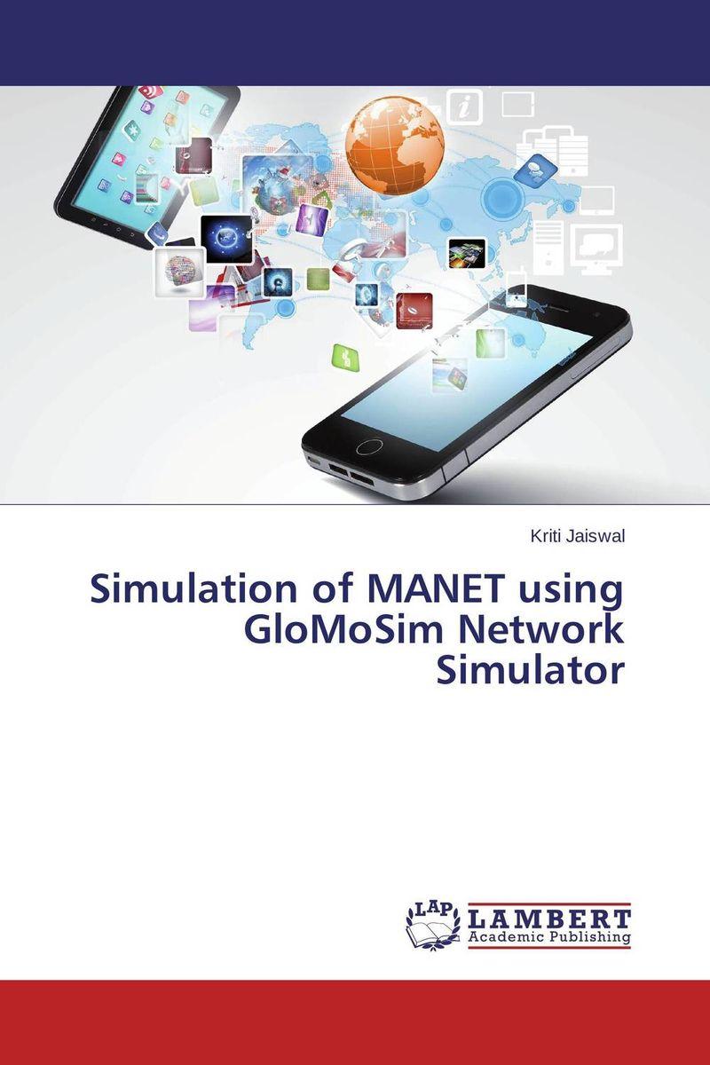Simulation of MANET using GloMoSim Network Simulator