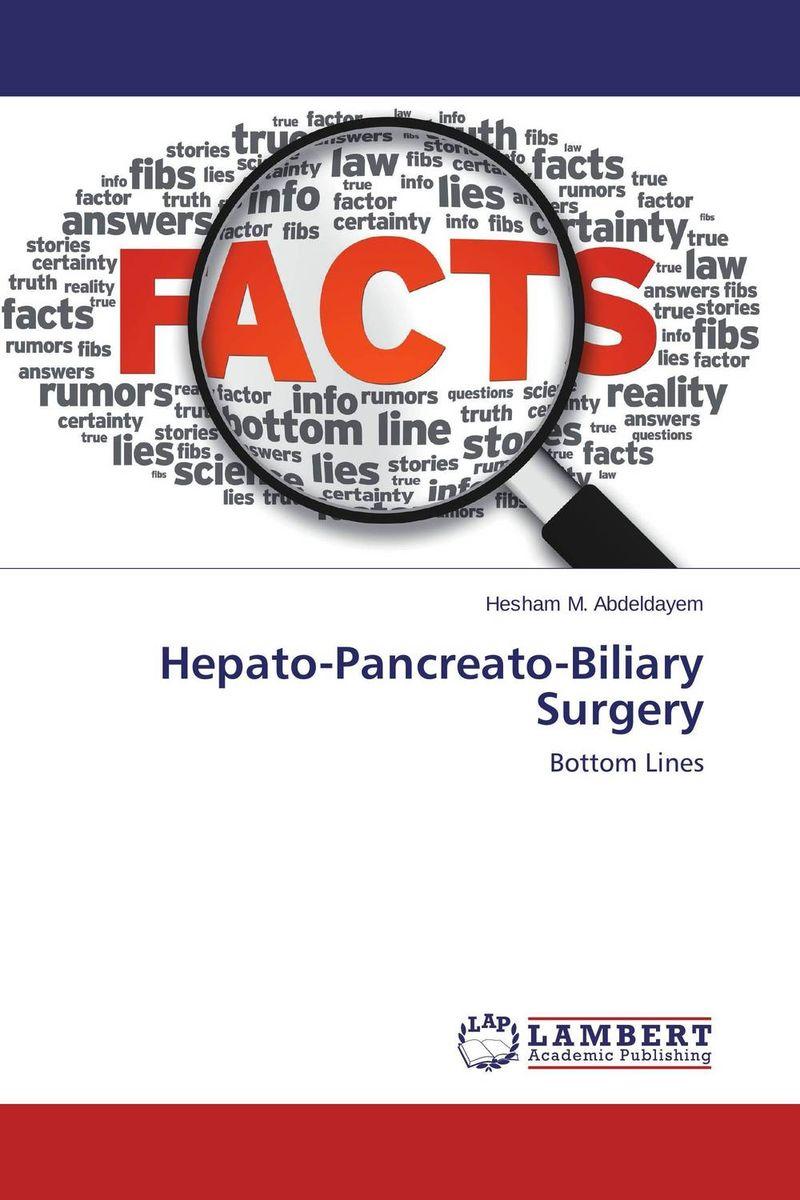 Hepato-Pancreato-Biliary Surgery