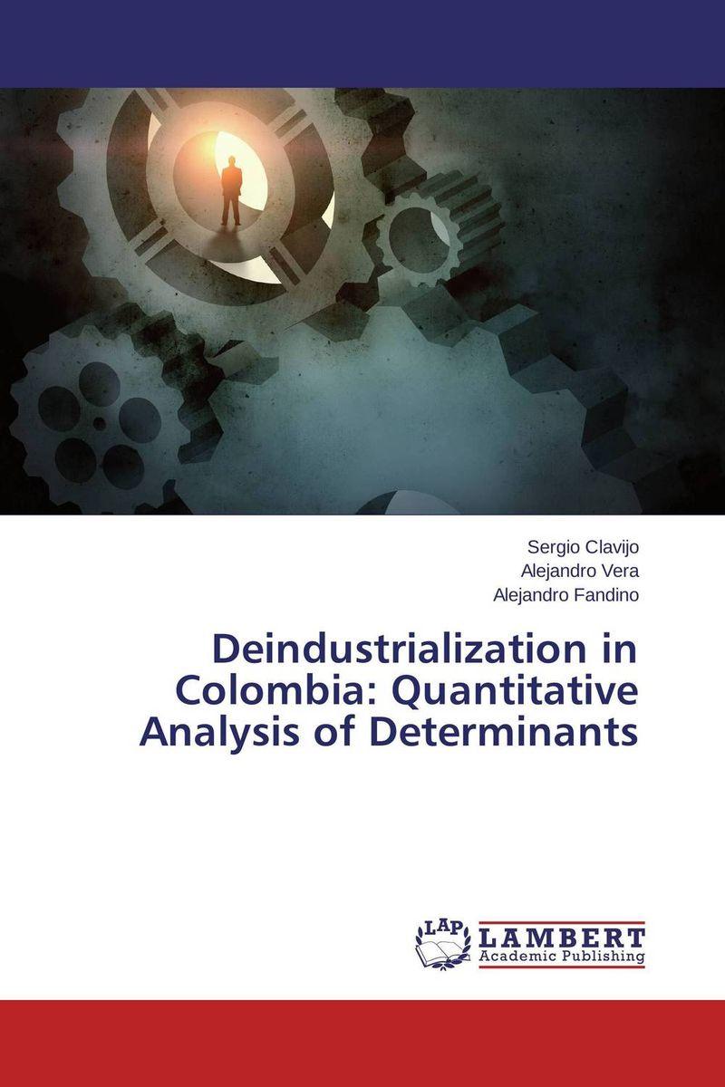 Deindustrialization in Colombia: Quantitative Analysis of Determinants