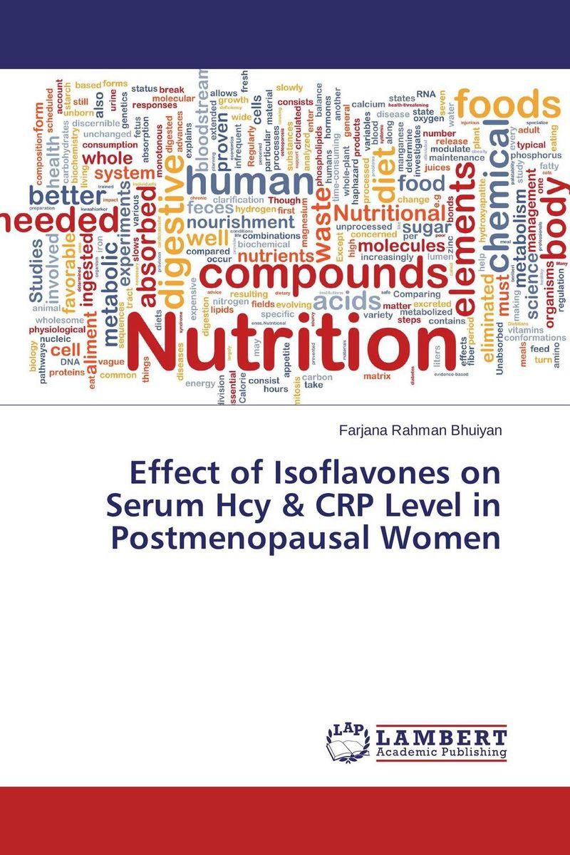 Effect of Isoflavones on Serum Hcy & CRP Level in Postmenopausal Women