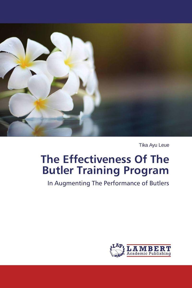 The Effectiveness Of The Butler Training Program