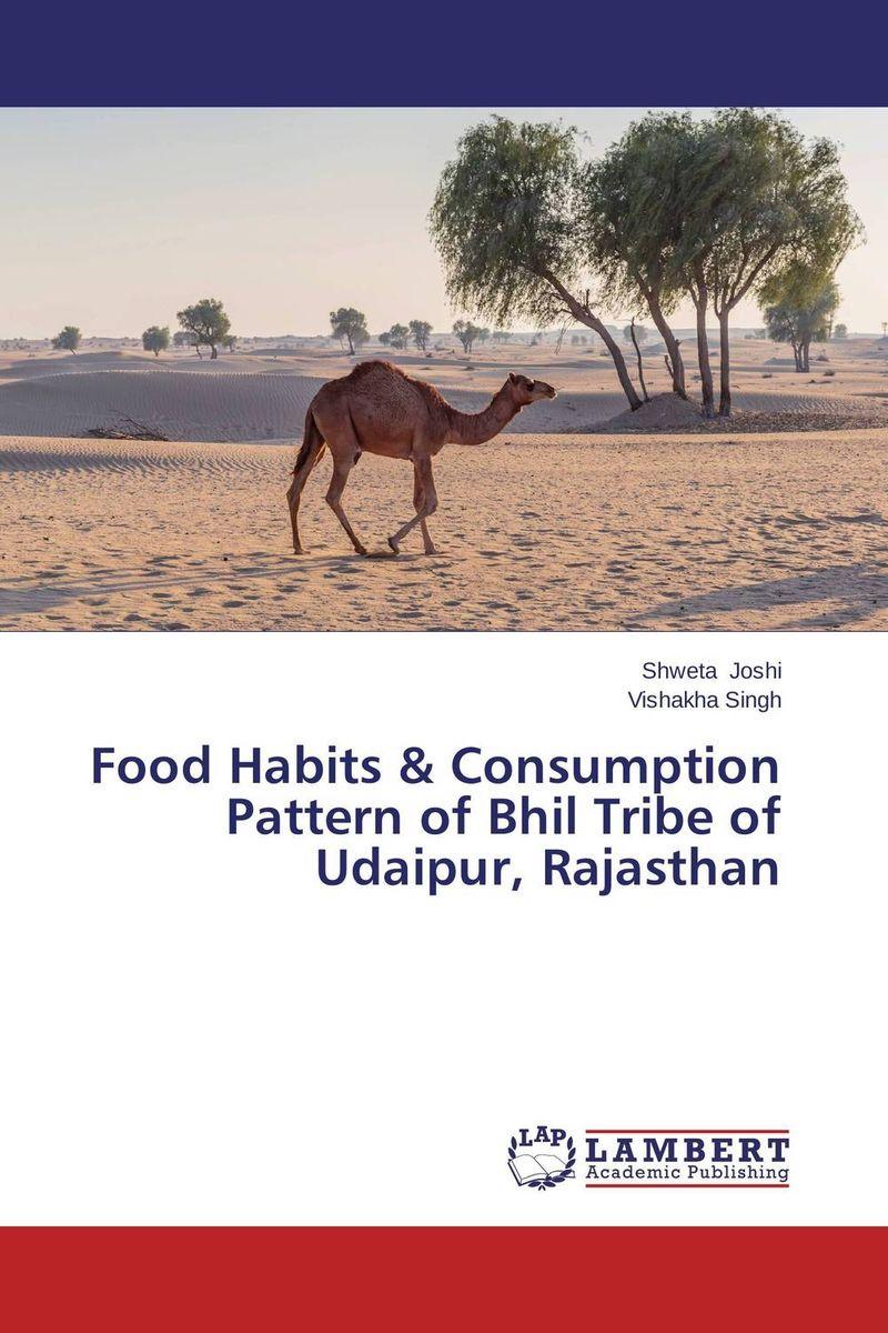 Shweta Joshi and Vishakha Singh Food Habits & Consumption Pattern of Bhil Tribe of Udaipur, Rajasthan ranbir singh and amarjit singh status of haryana tourism