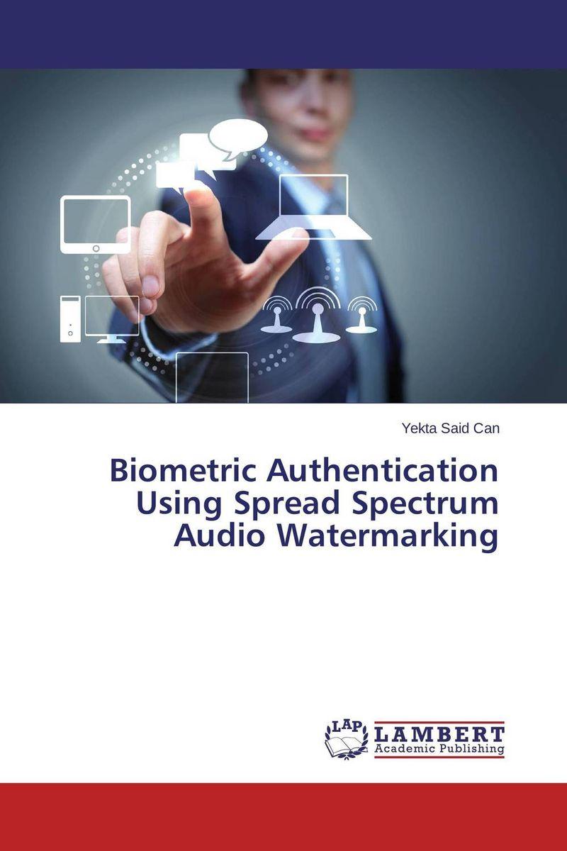 Biometric Authentication Using Spread Spectrum Audio Watermarking