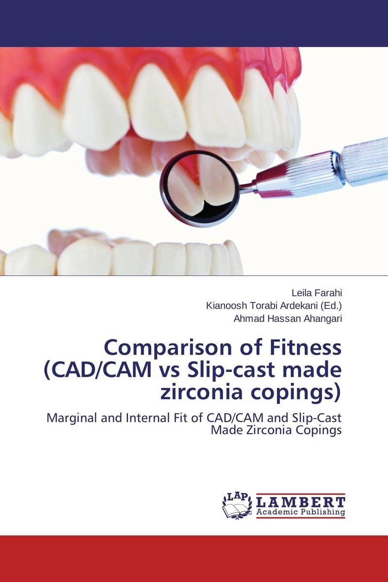 Comparison of Fitness (CAD/CAM vs Slip-cast made zirconia copings)