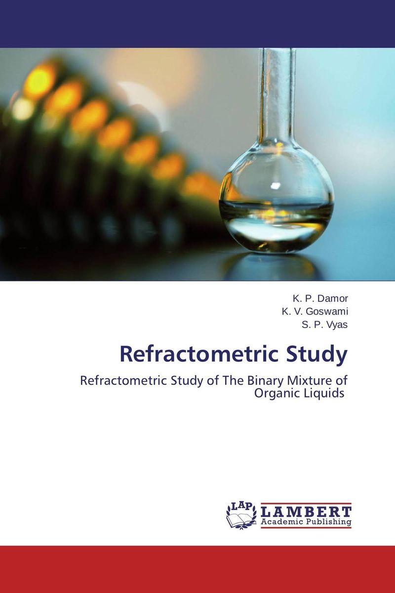Refractometric Study