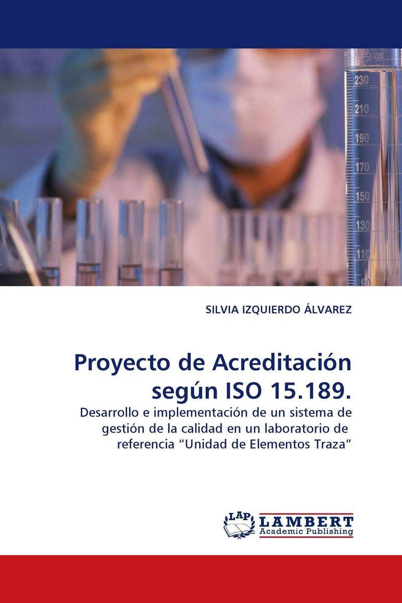 Proyecto de Acreditacion segun ISO 15.189.