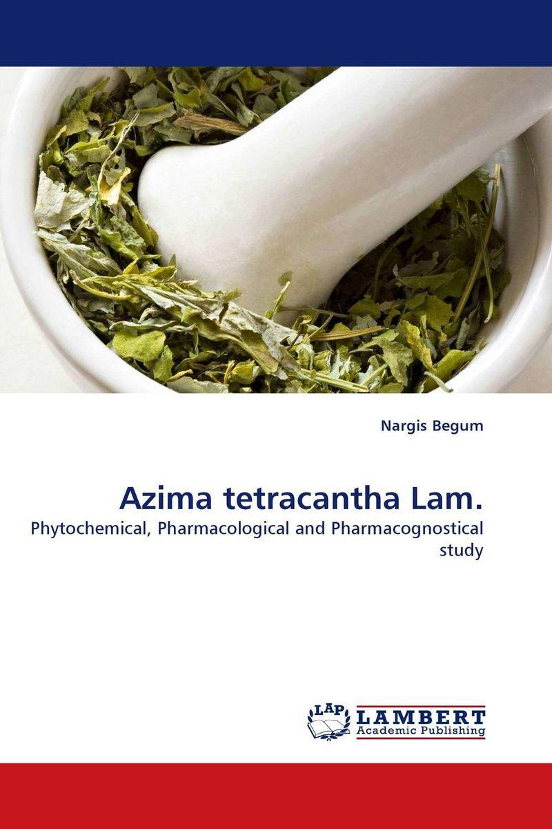 Azima tetracantha Lam.