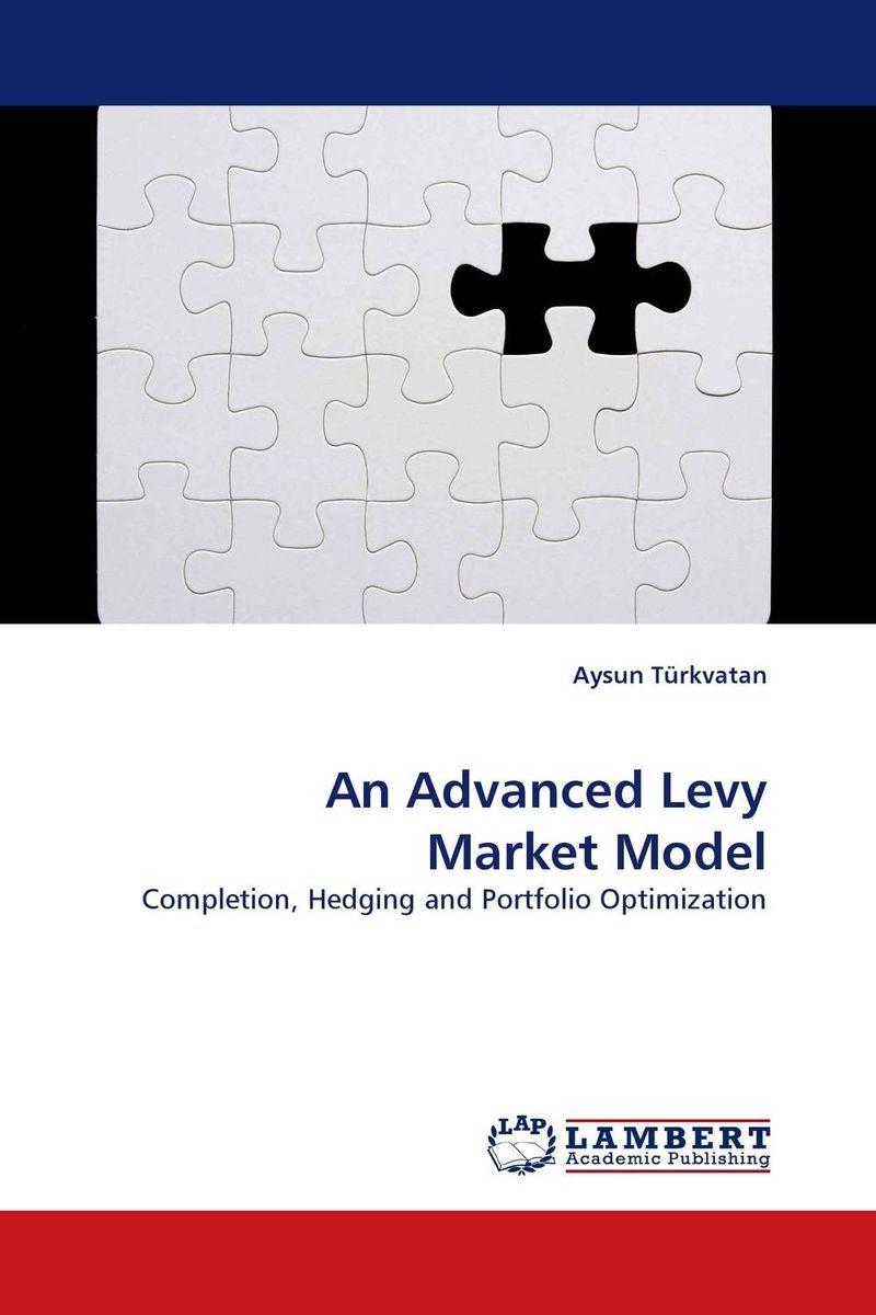 An Advanced Levy Market Model