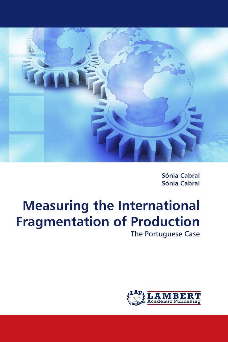 Measuring the International Fragmentation of Production