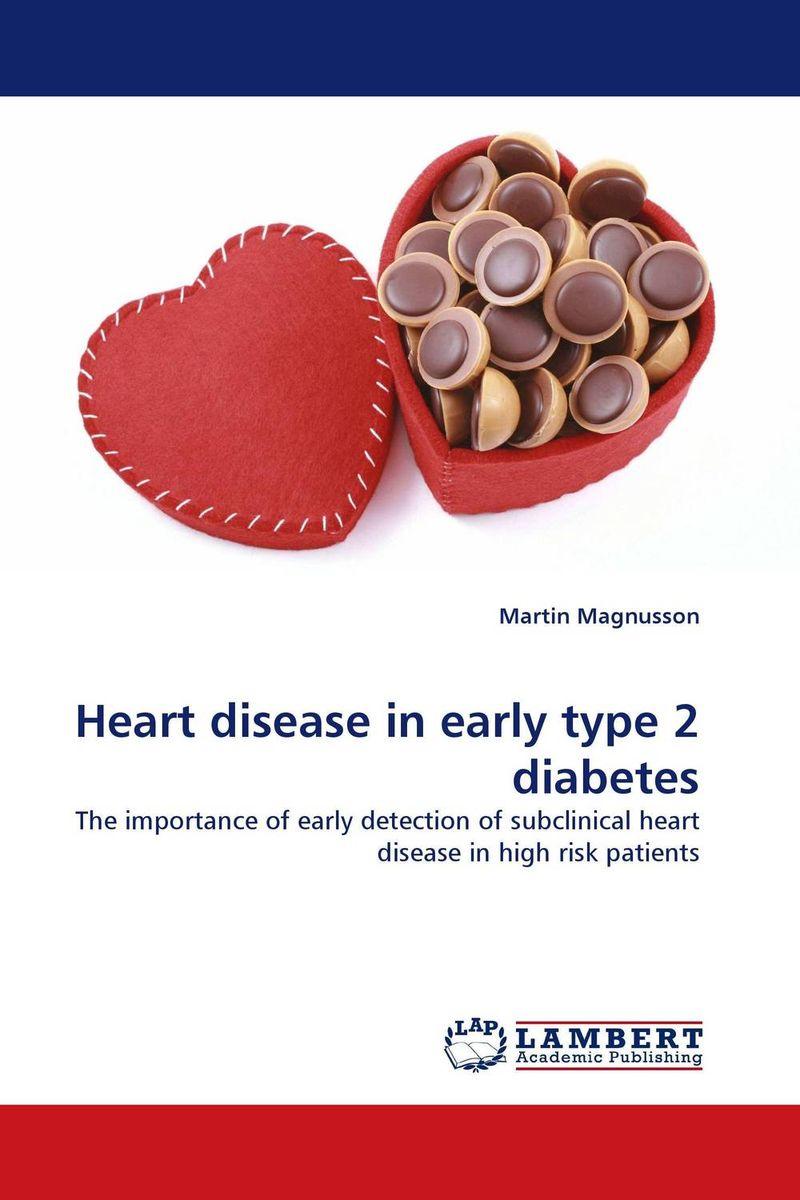 Heart disease in early type 2 diabetes
