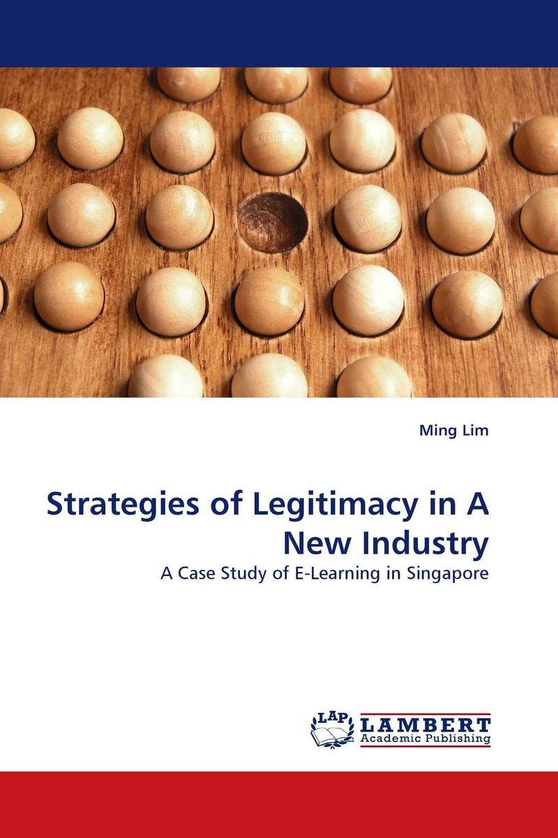 Strategies of Legitimacy in A New Industry